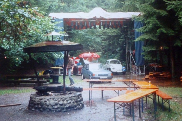 Waldstock 80er